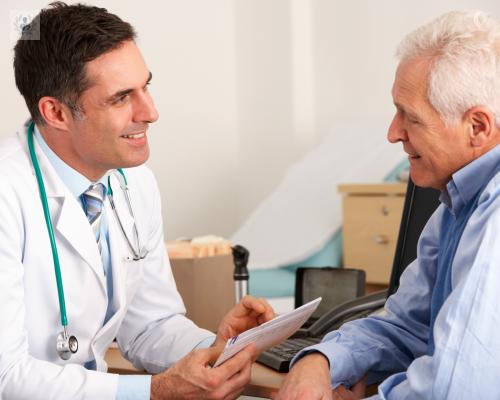 tratamiento de prostata con laser