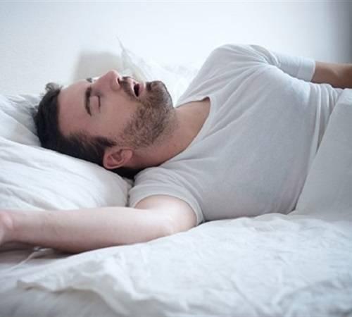 apnea del sueño en adultos