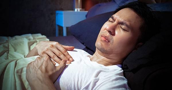 como-evitar-el-reflujo-gastroesofagico-antes-de-dormir imágen de artículo
