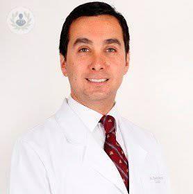 Dr. Rubén Olivares Gribbell