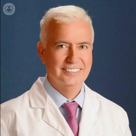 Dr. Luis Cabezas Labrin