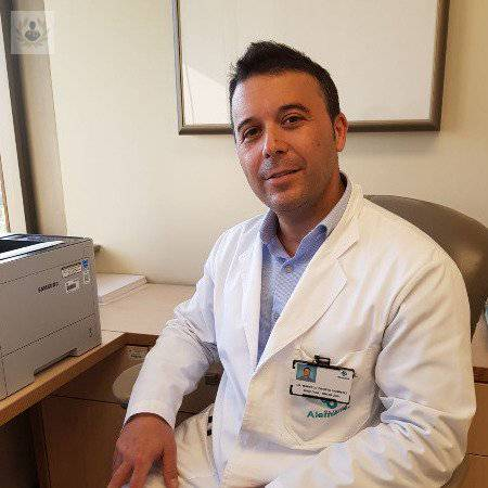 Dr Marcelo Andrés Orvieto Sagredo