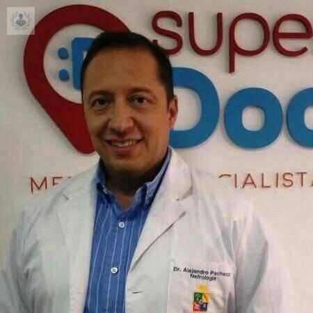 Dr. Alejandro Pacheco Durán