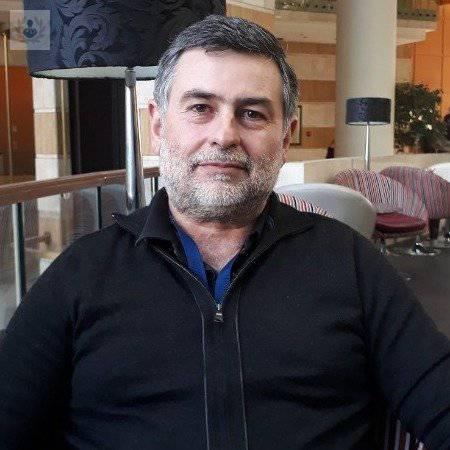 Hernán Arturo de la Fuente Hulaud imagen perfil