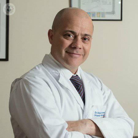 Dr Francisco Javier Andrade Gorigoitía