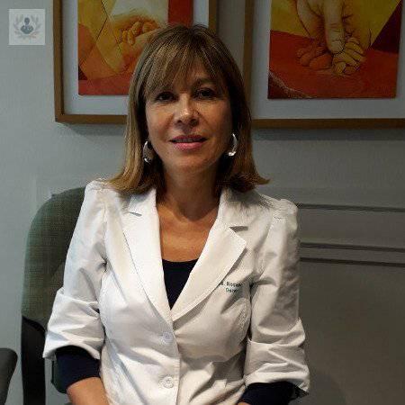 Dra Rosamary Soto Paredes