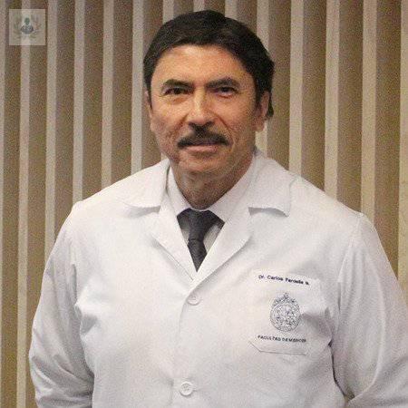 Dr Carlos Enrique Fardella Bello