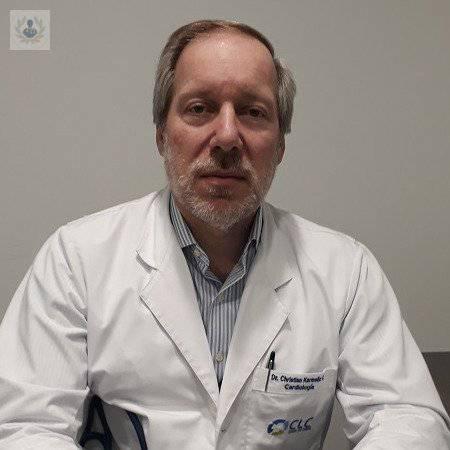 Dr Christian Karmelic Serrano