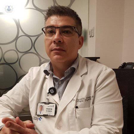 Dr Agustín Álvarez Plaza