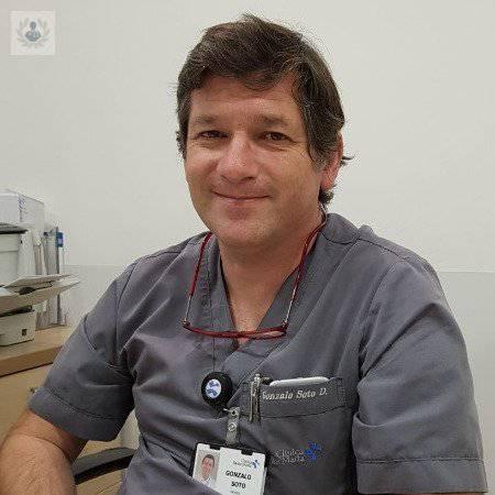 Dr Gonzalo Soto Debeuf