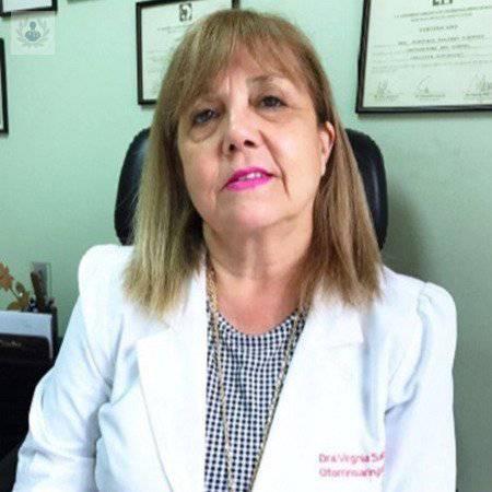 Dra Virginia Salinas Fuentes