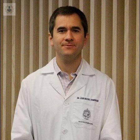 Dr José Miguel Domínguez Ruíz-Tagle