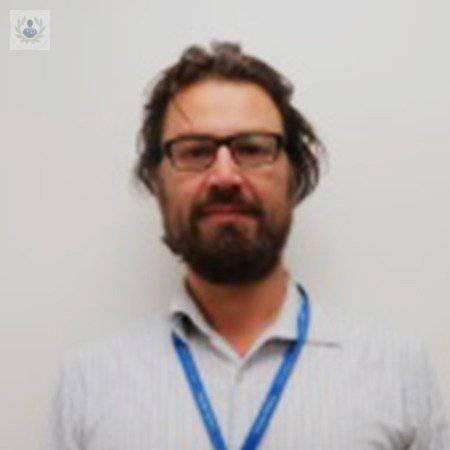 Dr. Kenneth Fisk Garrido