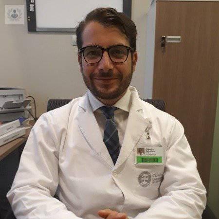 Dr. Alejandro Daniel Zylberberg Serman
