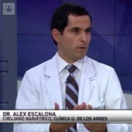 Dr Alex Escalona Pérez