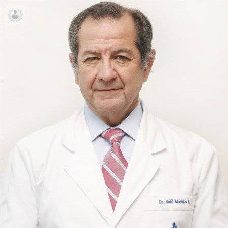 Dr Raúl Morales Iturrizagastegui