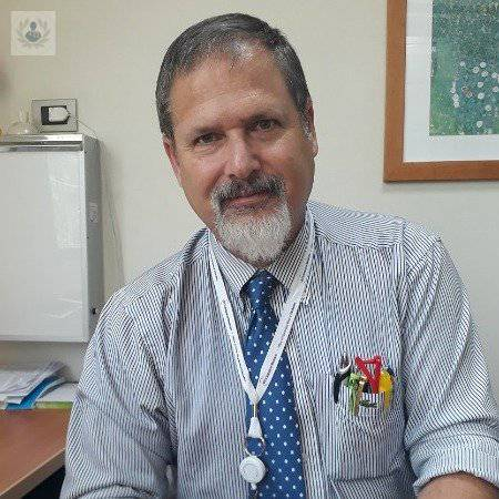 Eduardo Raúl Wainstein Gurovich profile image