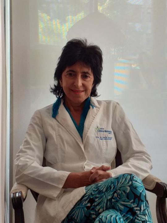 Dra María Cecilia Abuauad Abo-mohor