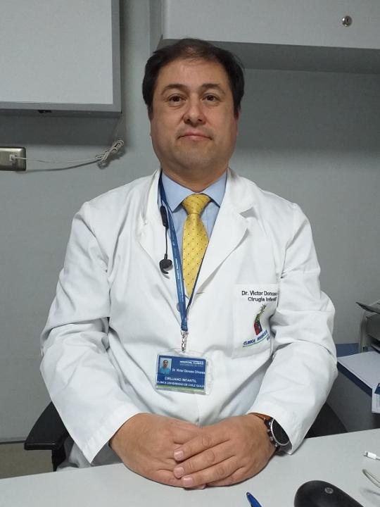 Dr Víctor Hugo Donoso Olivares