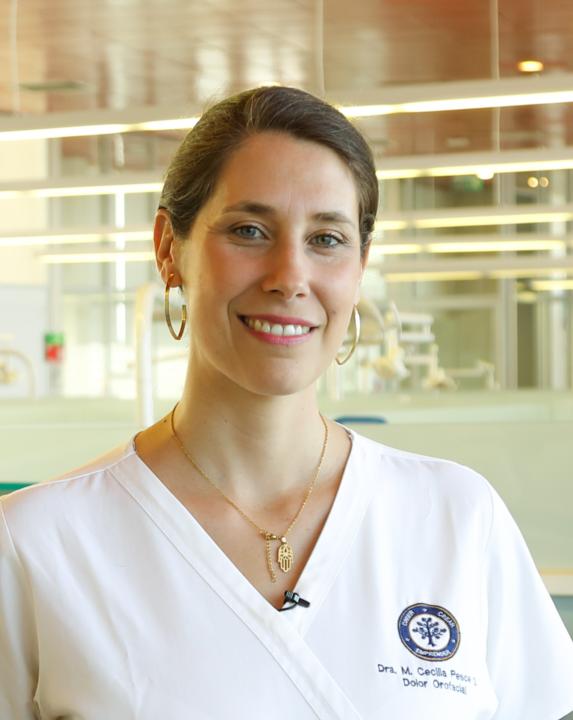 María Cecilia Pesce Ortega imagen perfil