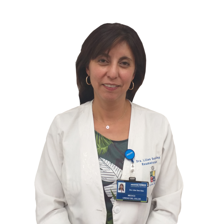 Lilian Andrea Soto Sáez profile image